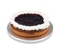 עוגת גבינה – 4 ציפויים לבחירה