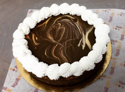 Cheesecake-marble